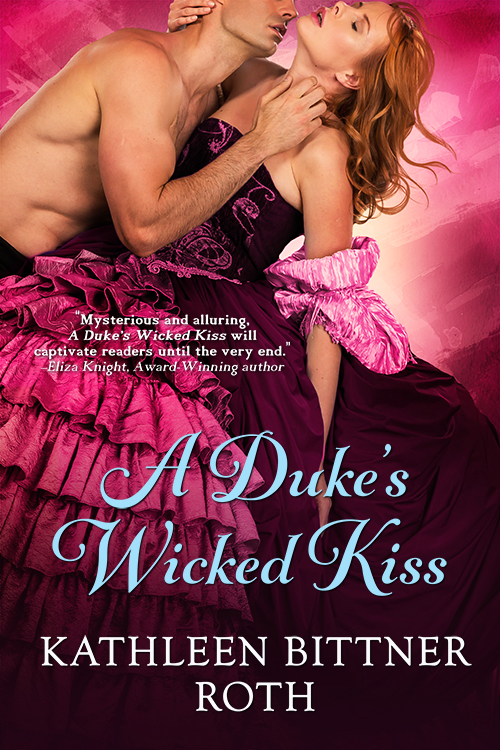 Cover Image for The Duke's Wicked Kiss