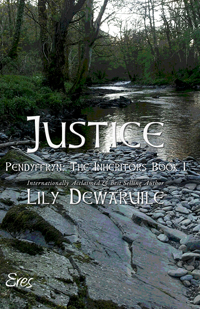 Book Cover Image - Justice by Lily Dewaruile